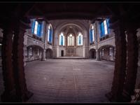 urbex, urban, exploration, opuszczone, abandoned, urbex.net.pl, kościół, church, niemcy, germany, blue, 5