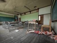 skeleton-teacher-school-japan-urbex-haikyo-abandoned-11