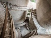 Escher-stairs-cementownia-cement-plant-Italy-Wlochy-luoghi-abbandonati-urbex-urban-exploration-abandoned-miejsca-opuszczone-urbex.net_.pl_