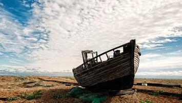 abandoned ships United Kingdom