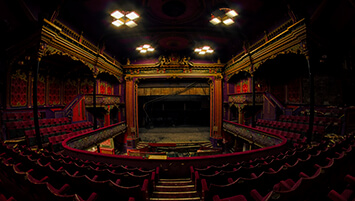 abandoned theater United Kingdom