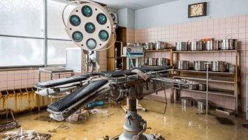abandoned 廃墟 hospital Japan