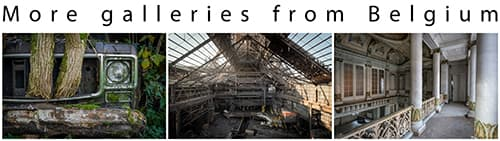 Abandoned Belgium