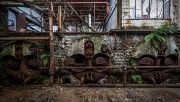 spinning mill Belgium