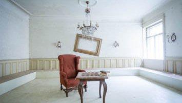 Abandoned hotel Austria