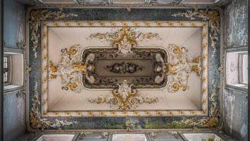 abandoned palace Portugal