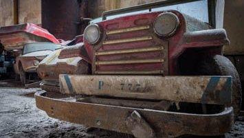 Abandoned Austria Dakar