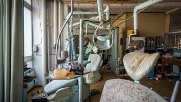 abandoned hospital Japan