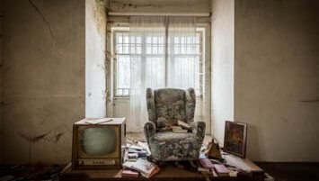 Abandoned House Austria