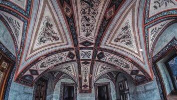 abandoned palace Poland