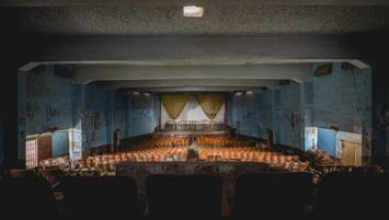 abandoned theater taiwan