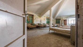 abandoned colonia Italy