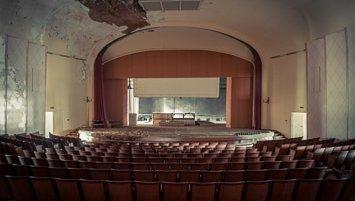 kino, cinema, Germany, Niemcy, verlassene Orte, urbex, urban exploration, abandoned, miejsca opuszczone, urbex.net.pl