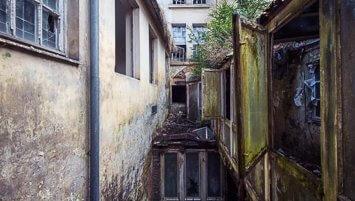 klinika, clinic, Germany, Niemcy, verlassene Orte, urbex, urban exploration, abandoned, miejsca opuszczone, urbex.net.pl