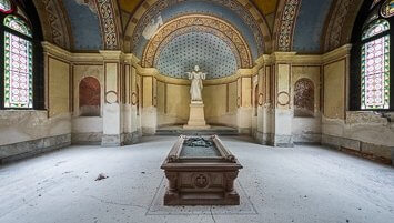 kaplica, chapel, Germany, Niemcy, verlassene Orte, urbex, urban exploration, abandoned, miejsca opuszczone, urbex.net.pl