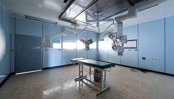 abandoned hospital Germany