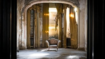 willa , villa, manor, mansion, chatoue, Italy, Włochy, luoghi abbandonati, urbex, urban exploration, abandoned, miejsca opuszczone, urbex.net.pl