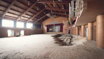 fukushima abandoned primary school