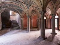 villa, argento, włochy, italy, urbex, abandoned-12