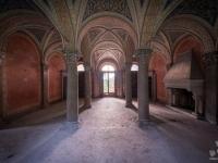 villa, argento, włochy, italy, urbex, abandoned-13