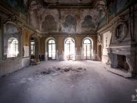 villa, argento, włochy, italy, urbex, abandoned-2