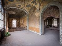 villa, argento, włochy, italy, urbex, abandoned-6
