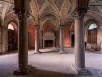 villa, argento, włochy, italy, urbex, abandoned-9