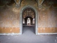 villa, argento, włochy, italy, urbex, abandoned