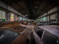 austria, car, graveyard, cmentarzysko, abandoned, opszczone, urbex-10