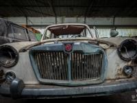 austria, car, graveyard, cmentarzysko, abandoned, opszczone, urbex-7