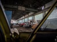 austria, car, graveyard, cmentarzysko, abandoned, opszczone, urbex-8
