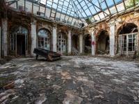 polska, poland, pałac, palace, opuszczony, abandoned, bratoszewice