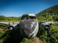 croatia, dacota, airplane, urbex, urban, exploration, opuszczone, abandoned, urbex.net.pl, decay (3)