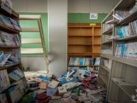 fukushima, exclusion, zone, school, primary, urbex-11