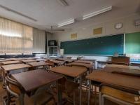 fukushima, exclusion, zone, school, primary, urbex