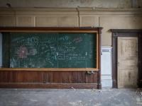 school, university, belgium, abandoned, urbex