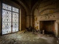 chateau, K, belgium, urbex, abandoned-3