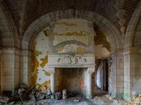 chateau, K, belgium, urbex, abandoned