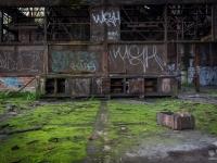 Coal, mine, Hasard, Cheratte, urbex, belgium, abandoned-5