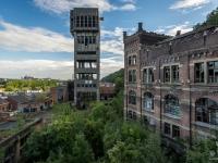 Coal, mine, Hasard, Cheratte, urbex, belgium, abandoned