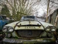 lost, lancias, belgium, urbex, abandoned