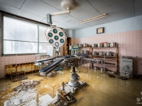 Clinic, miners, japan, urbex, haikyo (7)