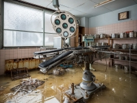 Clinic, miners, japan, urbex, haikyo (8)