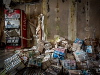 Clinic, miners, japan, urbex, haikyo (9)