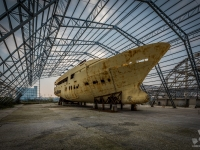 ship, italy