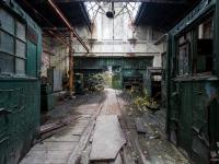 bytom, zakłady, naprawcze, zntk, urbex, opuszczone